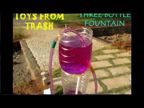 THREE BOTTLE FOUNTAIN - ENGLISH - 40MB