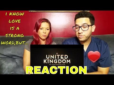 A United Kingdom - International Trailer 1 (2016) - David Oyelowo | Reaction
