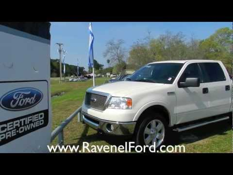 2008 Ford F 150 Lariat Review Supercrew 4x4 1 Owner