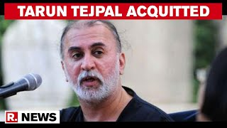 Goa Court Acquits Former Tehelka Editor-In-Chief Tarun Tejpal In 2013 Sexual Assault Case