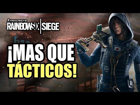 RAINBOW SIX SIEGE | MAS QUE TACTICOS - GAMEPLAY ESPAÑOL | DRID