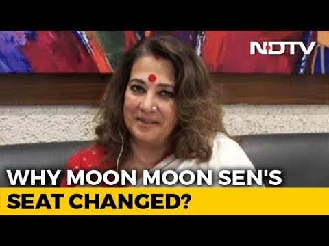 "How Moon Moon Sen Was ""Surprised"" By Mamata Banerjee"