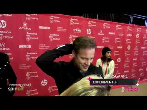 The Pulse Interviews Peter Sarsgaard for the Premiere of Experimenter