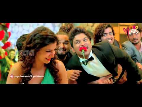 Come to the Party subhalakshmi Full Song S O Satyamurthy Allu Arjun, Upendra, Sneha