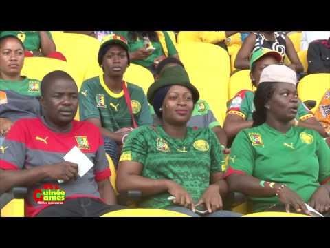 CAN 2016 - CONFERENCE DE PRESSE AVANT MATCH CAMEROUN Vs GHANA