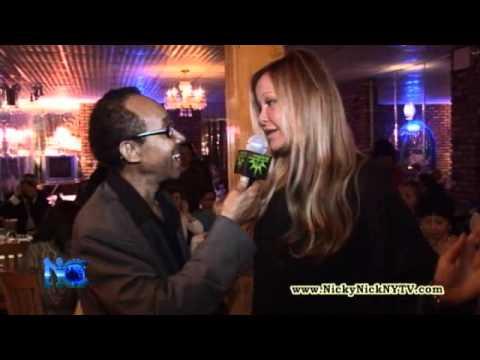 VERA GEMMA INTERVIEW @ LA BELLA VITA CATERING