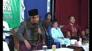 """Ceramah """"Walimatul Khitan"""" di Muntilan oleh Bpk. Ustad Muh. Ghufron Bisri - part 1"""