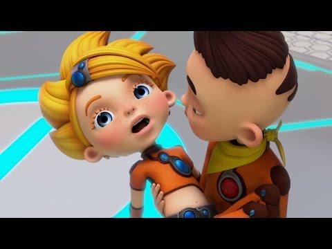 Алиса знает, что делать! 10 серия - ЗОЛОТЫЕ БАЛУНЫ | Мультики для детей