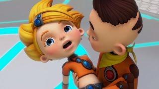 Алиса знает, что делать! 10 эпизод - ЗОЛОТЫЕ БАЛУНЫ | Мультики для детей