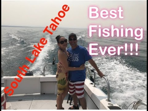 Fishing At Its Best  South Lake Tahoe