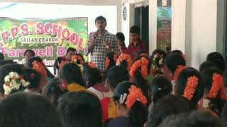 YEDUKONDALU SIR'S MOTIVATED SPEECH FOR SSC STUDENT and suggestions
