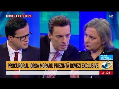 Mihaiela Moraru Iorga, dezvăluiri explozive