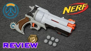 [REVIEW] Nerf Rival Overwatch McCree Blaster