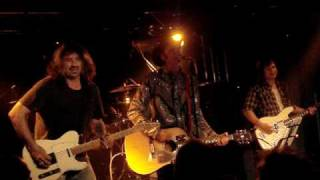 "JASON & THE SCORCHERS 2010: ""Drugstore Truck Drivin` Man"" (Gram Parsons/ Roger McGuinn)- Live"