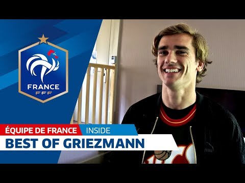 Équipe de France : Best Of Antoine Griezmann, inside I FFF 2017