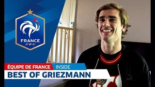 Équipe de France : Best Of Antoine Griezmann I FFF 2017