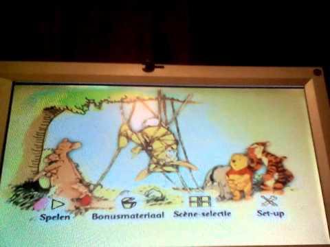 Winnie The Pooh Dvd Menu