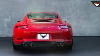 Vorsteiner Porsche 991 Carrera S 2014 Videos