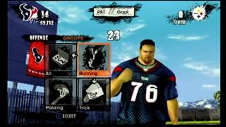NFL Street 3 - Gameplay [1080p] [60fps]