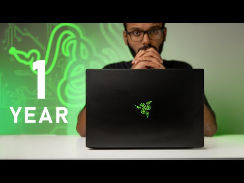 It Wasn't Always Pretty - My Razer Blade 15 Experience After a YEAR!