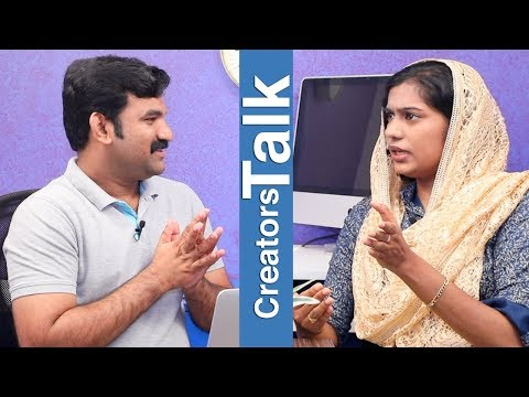 Interview with Jinsha Basheer | Creators Talk | Ebadu Rahman
