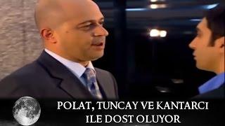 Polat, Tuncay ve Kantarcı ile Dost Oluyorlar - Kurtlar Vadisi 50.Bölüm