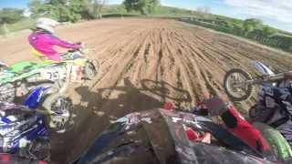 Moto Wreck Slow-mo