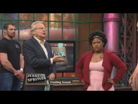 My Stepmom Is Trying To Steal My Man! (The Jerry Springer Show)