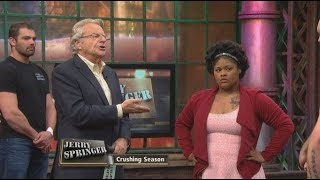 vuclip My Stepmom Is Trying To Steal My Man! (The Jerry Springer Show)