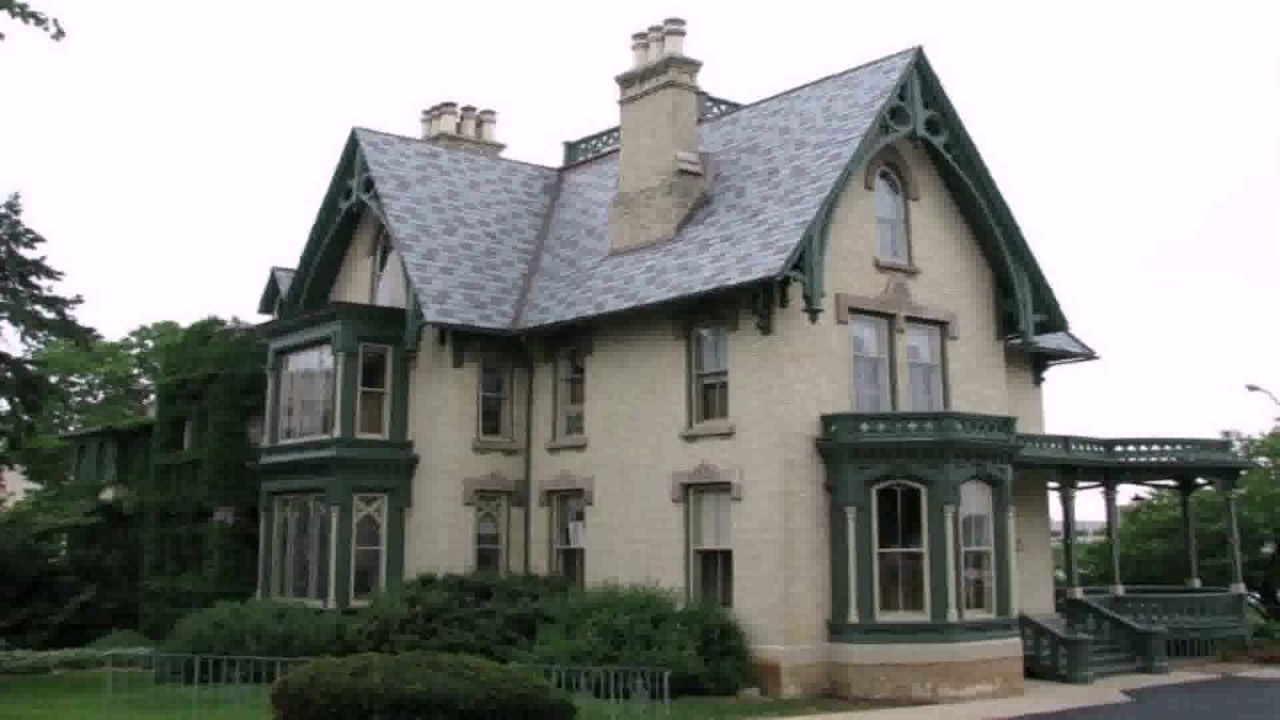 Gothic style house architecture youtube for Gothic greenhouse plans