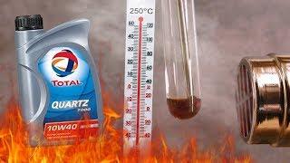Total Quartz 7000 10W40 Jak czysty jest olej silnikowy?