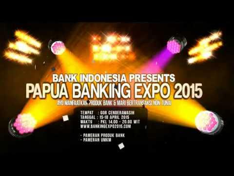promo papua banking expo 2015