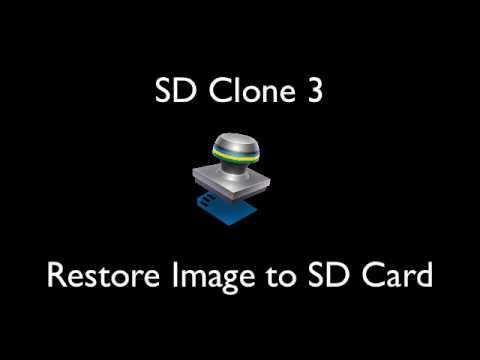 SD Clone | Twocanoes Software | SD Clone clones/shrinks