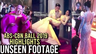 ABS CBN Ball 2019 UNSEEN FOOTAGE! Watch VIDEO