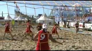European Beach Handball Championship 2009 Larvik Norway