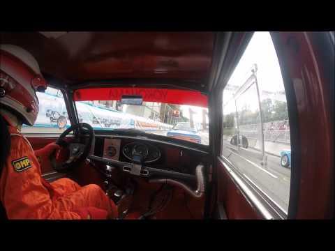 Austin Mini Cooper S - Final Heat - Onboard - CHGP 2015