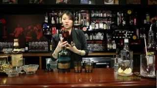 Natalie Ng, Mojo Record Bar Sydney - Barware