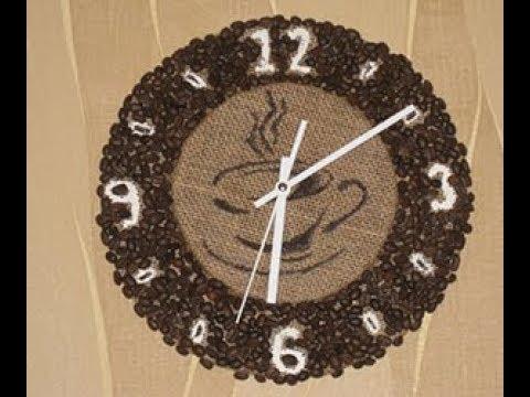 Настенные часы - Вилки ложки - YouTube