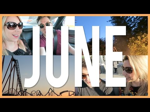 JUNE | Time of The Month 2016