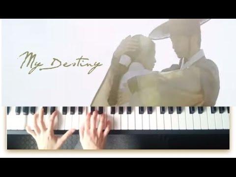 Free Sheet Music 'My Destiny' (Sight Reading Training Video) (Easy Piano)