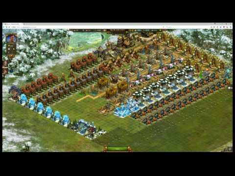 Elvenar - Advanced Tip - Temporary Population
