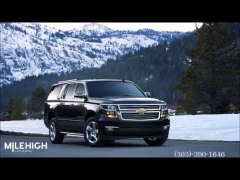 SUV Rental Denver Airport