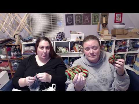 TheKnitGirllls Ep372 - Linen Habits