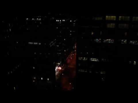 New York time lapse night
