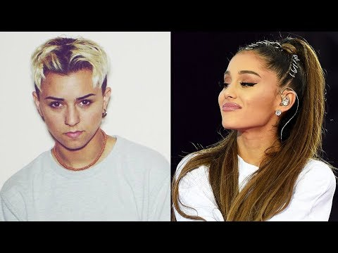 Ariana Grande Fires Dancer for Using...