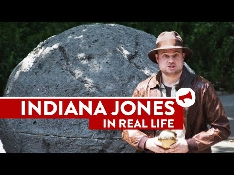 Indiana Jones In Real Life - Movies In Real Life (Episode 2)