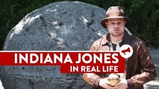 Repeat youtube video Indiana Jones In Real Life - Movies In Real Life (Episode 2)