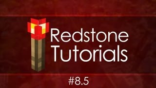 Redstone Tutorials - #8.5 OR and NAND Gates