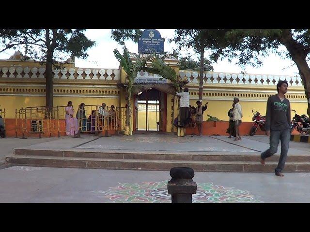 Jwalamukhi Tripura Sundari Temple Mysore