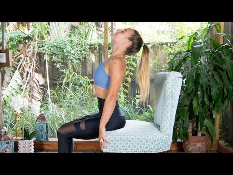 Chair Yoga Video: 10 Minute Seated Rejuvenation Flow